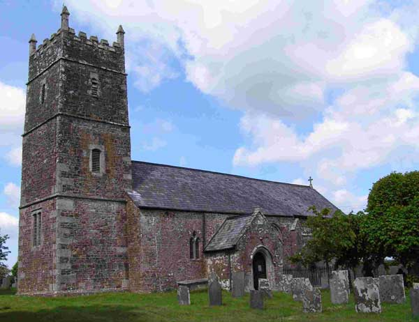 Meeth Parish Church