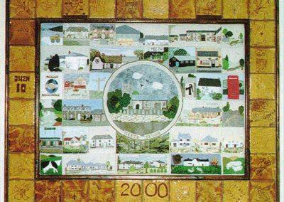 Millennium Plaque Meeth